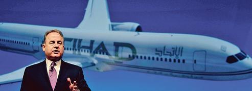 Le PDG d'Etihad sur le départ après dix ans de conquête
