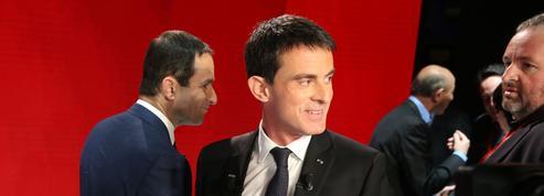 Hamon - Valls : deux visions opposées de l'économie