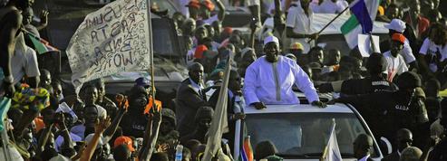 La Gambie fête le retour de son président
