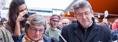 Festival d'Angoulême : Mélenchon, le capitaine Haddock et une Marseillaise chinoise