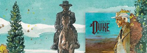 La case BD: Duke ou le retour gagnant du western signé Hermann
