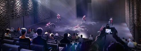 Théâtre Chaillot : la salle Firmin-Gémier ouvrira plus tard que prévu