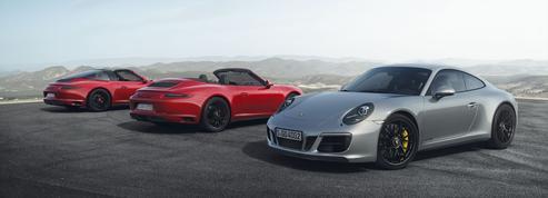 Porsche 911 Carrera GTS, jamais à court de ressources
