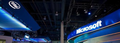 Intel et Microsoft: une nouvelle vie après l'ordinateur