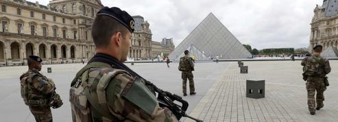 Avec l'opération Sentinelle, 7000 militaires sont mobilisés en France