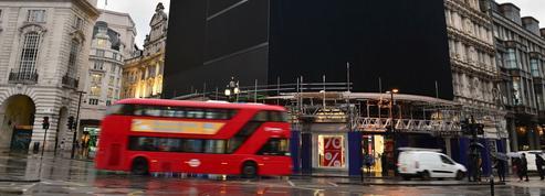 À Londres, les écrans de Piccadilly Circus vont rester noirs pendant quelques mois