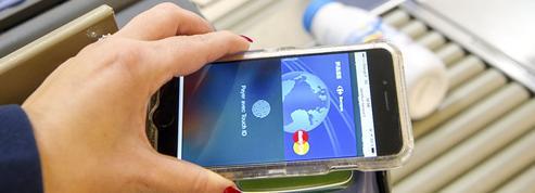 Les banques lancent le paiement sans contact sur mobile