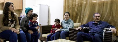 L'angoisse des réfugiés syriens prêts à gagner l'Amérique