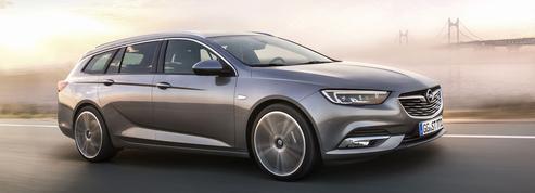 Opel Insignia Sports Tourer, le grand écart
