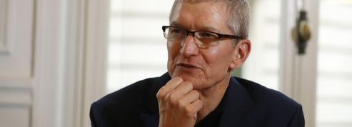 Tim Cook : «L'intelligence artificielle rend l'iPhone encore meilleur»