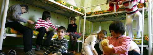 Les orphelins russes otages de la diplomatie
