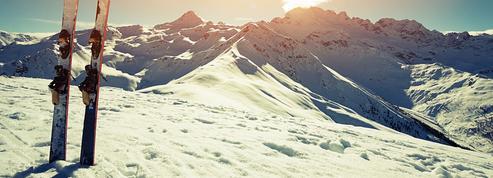 Gare aux vols de skis dans les restaurants d'altitude