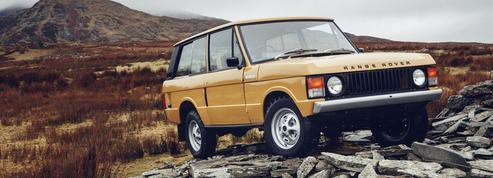 Restauration de Range Rover, le prix de la nostalgie