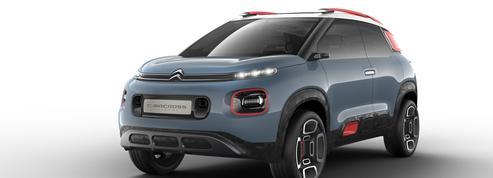 Citroën C-Aircross concept, la C3 des baroudeurs