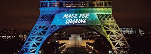 JO: Paris emprunte le slogan «Made for sharing» aux bonbons Quality Street
