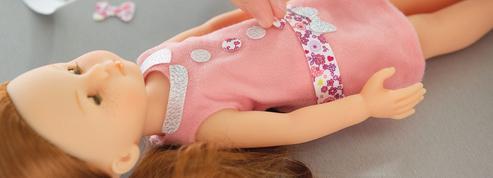 Corolle invente la poupée à personnaliser