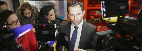 Benoît Hamon, un candidat normal en campagne