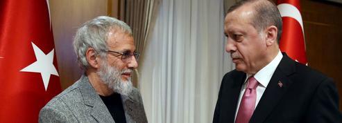 Yusuf Islam, ex-Cat Stevens, discute avec Erdogan d'un projet de mosquée à Cambridge