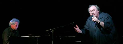 Gérard Depardieu, magnifique Barbara