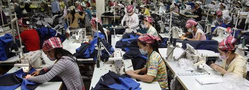 Les Chinois gardent la main sur l'habillement européen