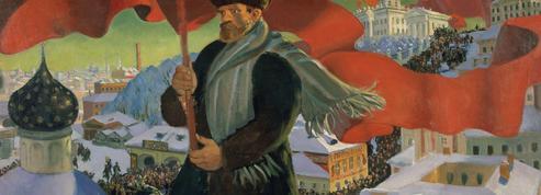 La révolution russe, une histoire de l'art en rouge et noir