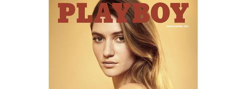 La nudité fait son retour dans Playboy