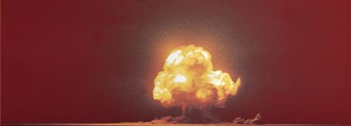 La première explosion atomique éclaire la formation de la Lune