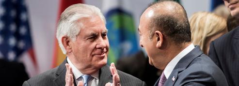Au G20, Rex Tillerson donne des gages aux Européens