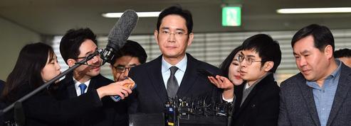L'arrestation de Lee Jae-yong menace l'avenir de Samsung
