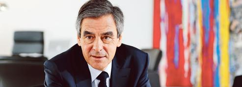 François Fillon : «J'irai jusqu'à la victoire»