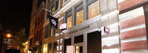 La marque de parka Canada Goose va faire son entrée en Bourse
