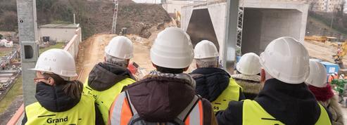 Les groupes de BTP s'attellent au chantier du Grand Paris Express