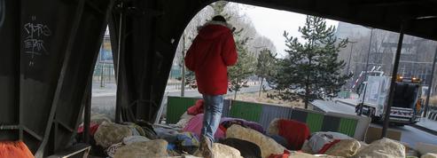 Dans le nord de Paris, des rochers «anti-migrants» suscitent l'indignation