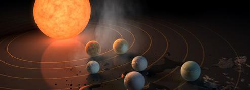 Sept planètes «terrestres» autour d'une minuscule étoile