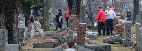 Etats-Unis: des musulmans lancent une collecte pour réparer des tombes juives profanées