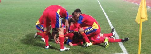 Après 86 matches sans victoire, Andorre a enfin gagné