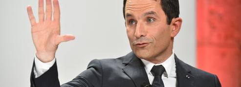 Pour Hamon, Macron est le «candidat du centre-droit»