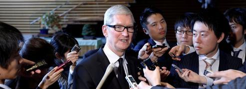 Apple: la trésorerie du groupe suscite toutes les convoitises