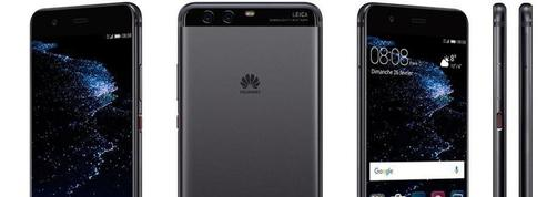 Huawei joue sur les couleurs