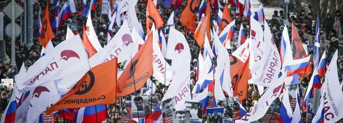 L'opposition russe orpheline de Nemtsov