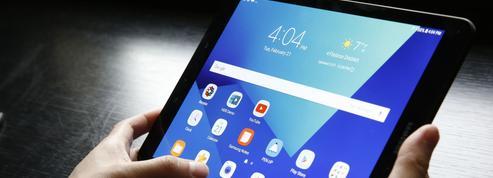 Les tablettes tactiles face aux PC portables