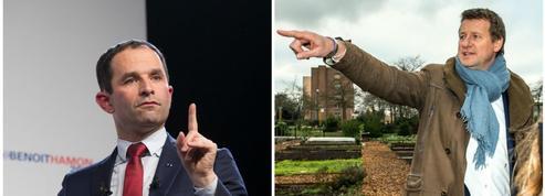 Les écologistes valident le retrait de leur candidat en faveur de Benoît Hamon