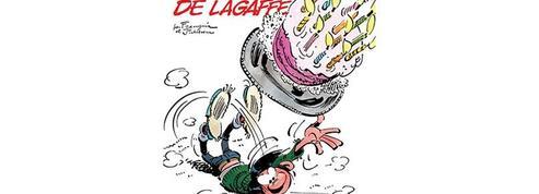 Gaston Lagaffe: 60 gags pour ses 60 ans