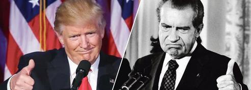 Présidence Trump : un faux air de Watergate…