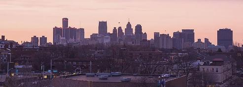 La renaissance de la ville de Detroit en timelapse