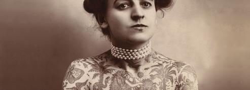 Le père Rémy, célèbre tatoueur en 1891 : «Je refuse les dessins indécents»
