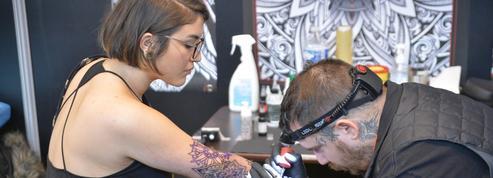 Le tatouage s'expose comme un art au Mondial de Paris