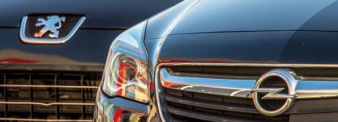 PSA s'offre Opel pour 1,3 milliard d'euros
