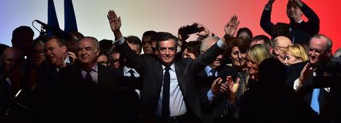 François Fillon tente de recoller les morceaux chez les Républicains