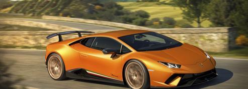 Lamborghini Huracan Performante, nouvelle reine du Nürburgring